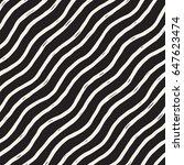 decorative seamless pattern... | Shutterstock .eps vector #647623474