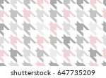 pattern texture repeating... | Shutterstock .eps vector #647735209
