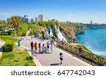 antalya  turkey   april 07 ... | Shutterstock . vector #647742043