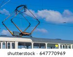 electricity transmission for...   Shutterstock . vector #647770969