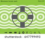 lifebuoy  icon  vector... | Shutterstock .eps vector #647799493