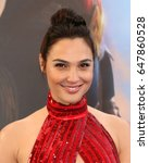 los angeles   may 25   gal... | Shutterstock . vector #647860528