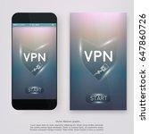 virtual private network. ui...