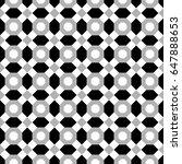 geometric pattern backgrounds.... | Shutterstock .eps vector #647888653