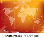 abstract background vector...   Shutterstock .eps vector #64794406