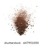 Shattered Coffee Powder...