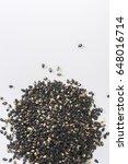 black sesame | Shutterstock . vector #648016714