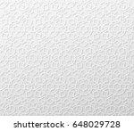 arabic girish seamless pattern. ...   Shutterstock .eps vector #648029728