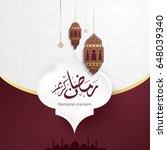 ramadan kareem design...