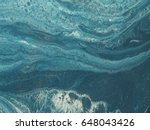 blue and white marble stone... | Shutterstock . vector #648043426