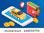 vector illustration of a smart... | Shutterstock .eps vector #648050794