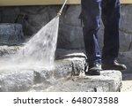 washer machine | Shutterstock . vector #648073588