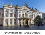 bratislava  slovakia. may 2017. ... | Shutterstock . vector #648129808