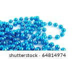 garland isolated on white for... | Shutterstock . vector #64814974
