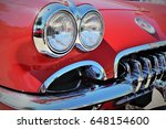 Chevrolet Corvette C1 Sting Ra...