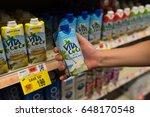 boston  massachusetts   may 22  ... | Shutterstock . vector #648170548
