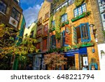 neal s yard  london  uk  ... | Shutterstock . vector #648221794