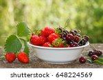 Fresh Spring Fruits Together...