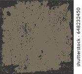 abstract dark textured...   Shutterstock .eps vector #648232450