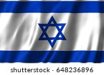 israel flag | Shutterstock . vector #648236896