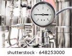 Hydraulic Fluid Pressure...