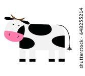 cow | Shutterstock .eps vector #648255214