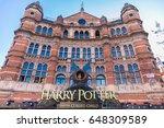 london  england   9 april 2017  ... | Shutterstock . vector #648309589