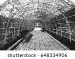 arch tunnel | Shutterstock . vector #648334906