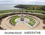 Small photo of Lusitania Memorial Garden at Old Head in County Cork Ireland