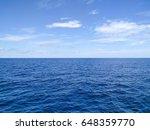 Beautiful Water Of The Ocean...