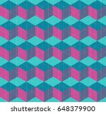 abstract geometric hipster...   Shutterstock .eps vector #648379900