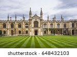 cambridge  uk   apr 16  2017 ... | Shutterstock . vector #648432103