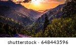 Great Smoky Mountain Sunset...