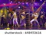 ulan ude  buryatia  russia  ... | Shutterstock . vector #648453616
