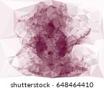 abstract background for books ... | Shutterstock .eps vector #648464410
