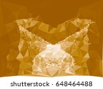 abstract background for books ... | Shutterstock .eps vector #648464488