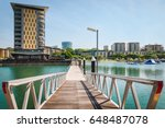 scenic spot at darwin... | Shutterstock . vector #648487078