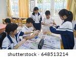 foshan  china   may 25  2017 in ...   Shutterstock . vector #648513214