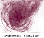 abstract background for books ... | Shutterstock .eps vector #648521104
