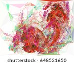 abstract background for books ... | Shutterstock .eps vector #648521650