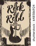 Rock And Roll Music Festival...