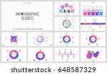 big bundle of simple... | Shutterstock .eps vector #648587329