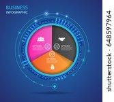 vector infographic of...   Shutterstock .eps vector #648597964