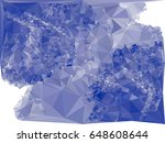 abstract background for books ... | Shutterstock .eps vector #648608644