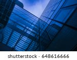 office building | Shutterstock . vector #648616666