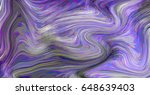the abstract colors and blurred ... | Shutterstock . vector #648639403