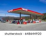 bergen  norway   may 27  2017 ... | Shutterstock . vector #648644920