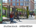 moscow  russia   may 06.2017.... | Shutterstock . vector #648648364