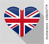 heart icon with a combination... | Shutterstock .eps vector #648650779