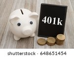 saving for your retirement  a...   Shutterstock . vector #648651454